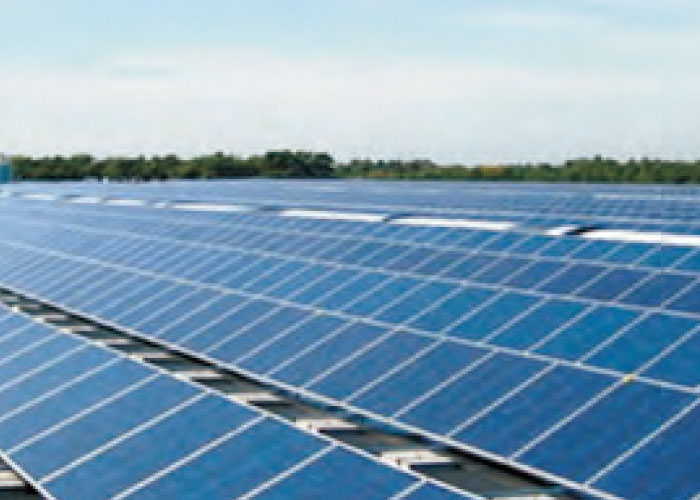 900KW Italy Ground centralized photovoltaic power station