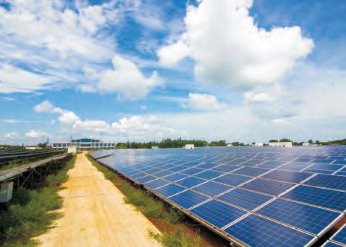 20MW Liaocheng, Shenxian Ground centralized photovoltaic power station