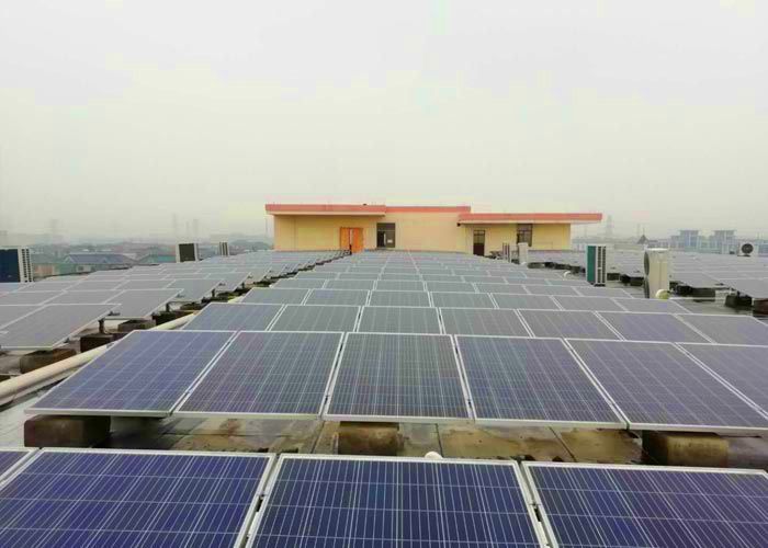 Xiaoshan Xintang 300kw Industrial Distributed Project