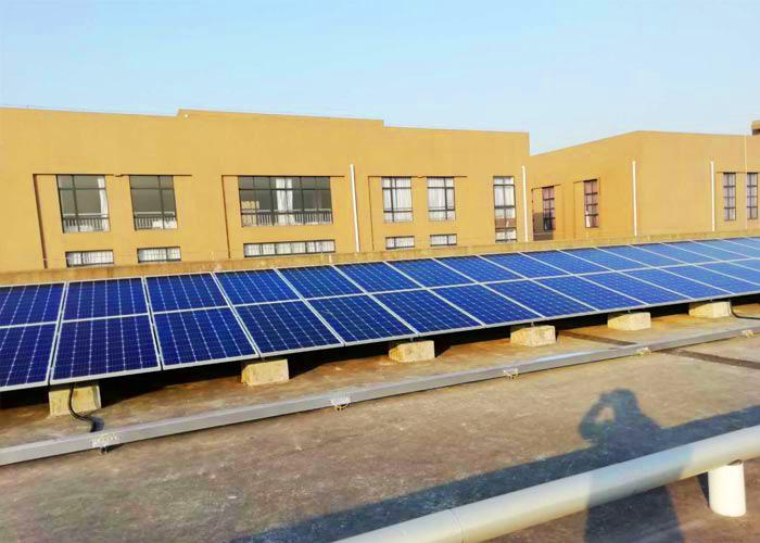 Xiaoshan Yiqiao 320kw Industrial Distributed Project