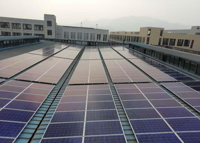 Shaoxing Shangyu 3MW Industrial Distributed Project